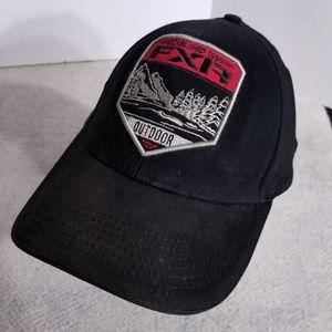 FXR Outdoor / Racing Badge Baseball Cap/Hat
